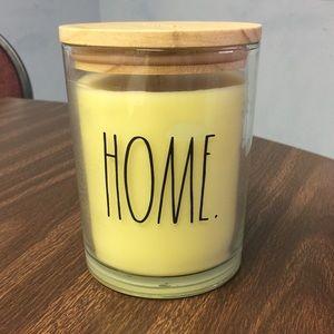 "Rae Dunn ""Home"" Candle"